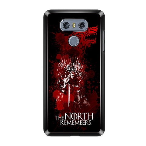 The North Remembers Game Of Thrones LG G6 Case