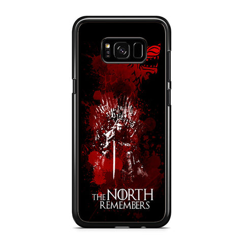 The North Remembers Game Of Thrones Samsung Galaxy S8 Plus Case