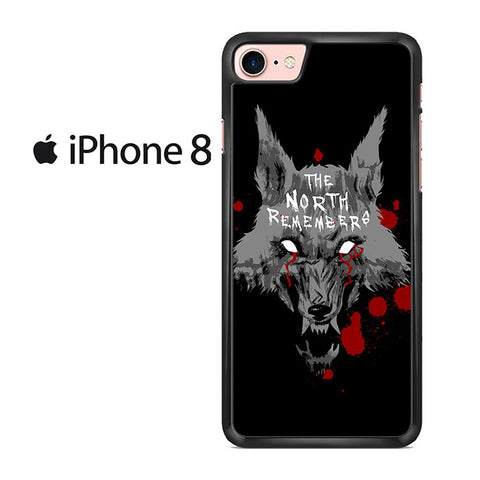 The North Remembers Iphone 8 Case