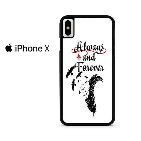 Vampire Diaries Always And Forever Iphone X Case