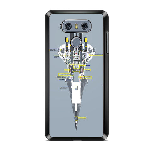 Venator Star Destroyer LG G6 Case