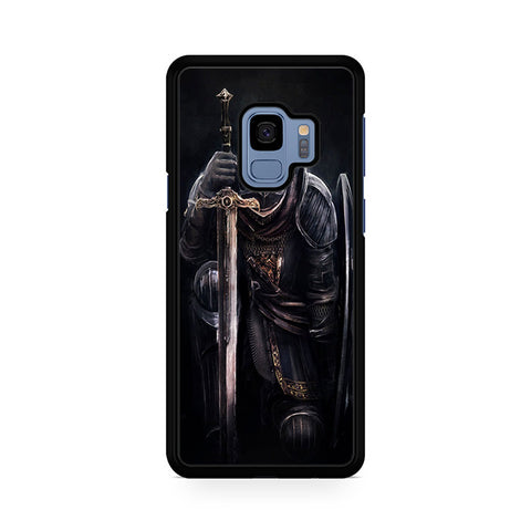 Warrior Angel With Sword And Shield Samsung Galaxy S9 Case
