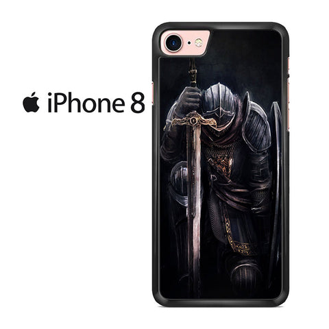 Warrior Angel With Sword And Shield Iphone 8 Case