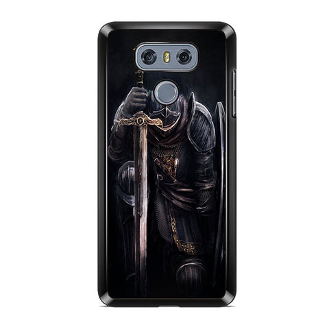 Warrior Angel With Sword And Shield LG G6 Case