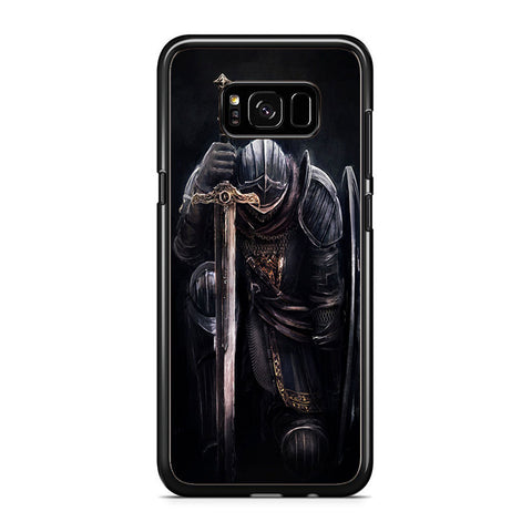 Warrior Angel With Sword And Shield Samsung Galaxy S8 Plus Case