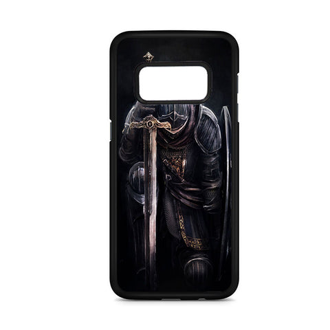 Warrior Angel With Sword And Shield Samsung Galaxy S8 Case