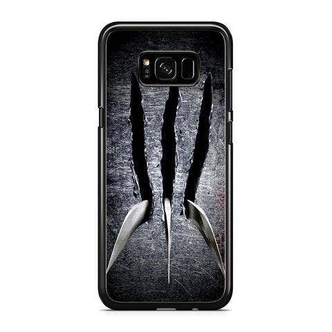 Wolverine Claw Samsung Galaxy S8 Plus Case