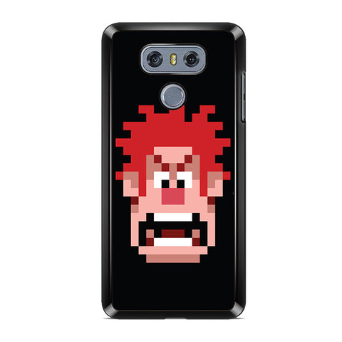 Wreck It Ralph Pixel LG G6 Case