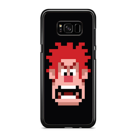 Wreck It Ralph Pixel Samsung Galaxy S8 Plus Case