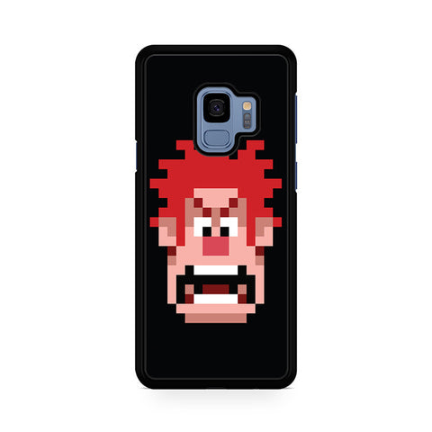 Wreck It Ralph Pixel Samsung Galaxy S9 Case