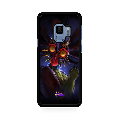 Zelda Majoras Mask Fierce Deity Samsung Galaxy S9 Case