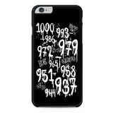 1000 Minus 7 Iphone 6 Plus Iphone 6S Plus Case