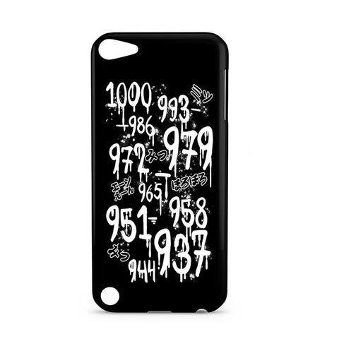 1000 Minus 7 Ipod Touch 5 Case