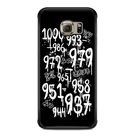1000 Minus 7 Samsung Galaxy S6 Edge Plus Case