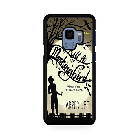 To Kill A Mockingbird Book Cover Samsung Galaxy S9 Case