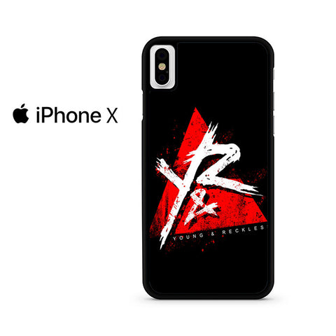 Young And Reckless BRW Iphone X Case