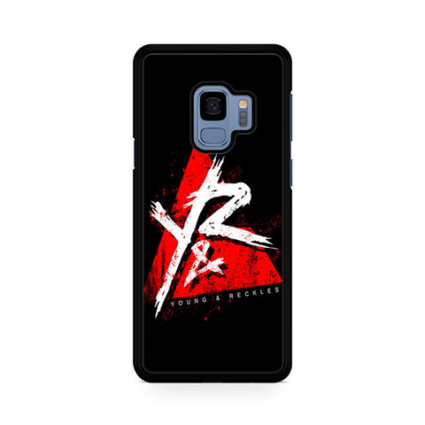 Young And Reckless BRW Samsung Galaxy S9 Case