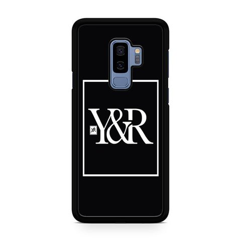 Young And Reckless YnR Logo Samsung Galaxy S9 Plus Case