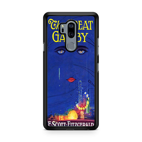 The Great Gatsby Book Cover LG G7 Thinq Case