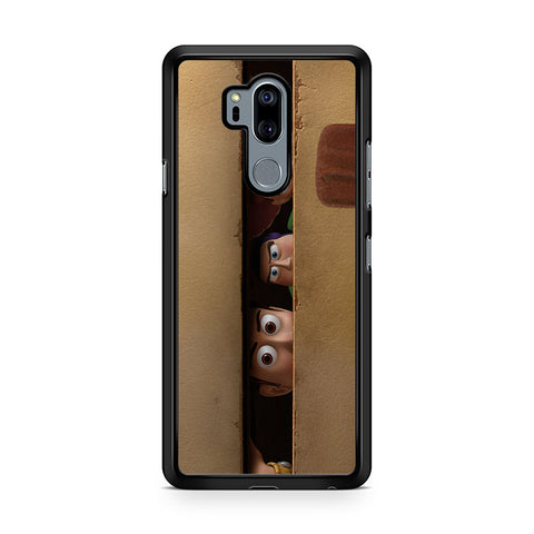 Toy Story Peeping For Safety LG G7 Thinq Case