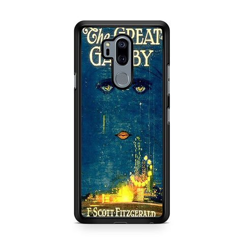 Vintage Book The Great Gatsby LG G7 Thinq Case