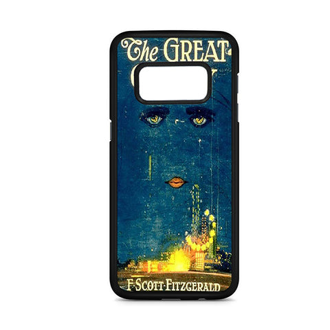 Vintage Book The Great Gatsby Samsung Galaxy S8 Case