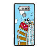 Snoopy On Roller Coaster LG V20 Case