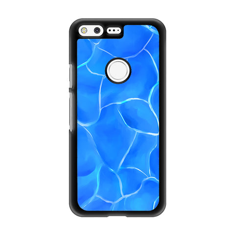 Tile Water Floor Wall Pattern Google Pixel Case