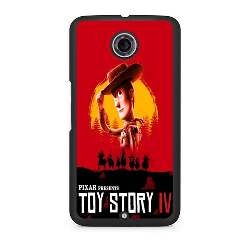 Toy Story 4 Poster Nexus 6 Case