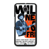 Willie Nelson And Friends Poster Nexus 6 Case