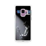 Willie Nelson My Way Samsung Galaxy S9 Case