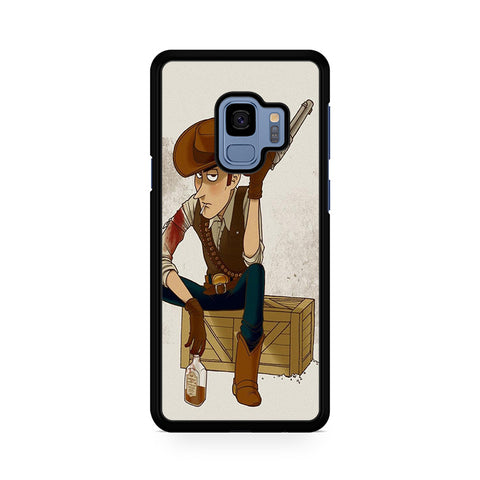 Woody Toy Story Redemption Samsung Galaxy S9 Case