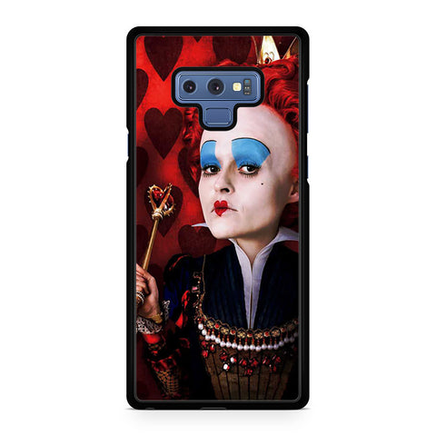 Red Queen Alice in Wonderland Samsung Galaxy Note 9 Case