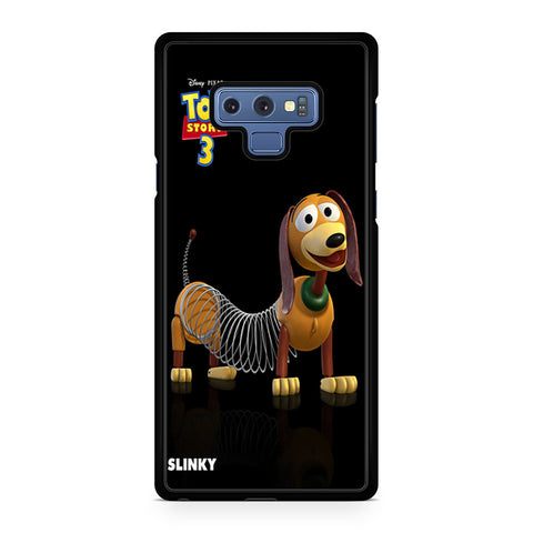 Slinky Toy Story 3 Samsung Galaxy Note 9 Case