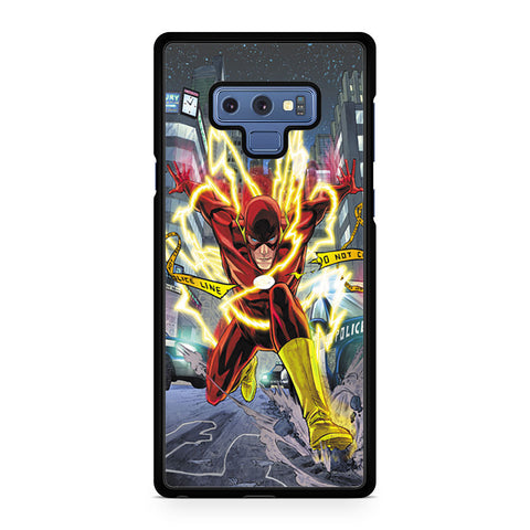 The Flash The Dastardly Death of The Rogues Samsung Galaxy Note 9 Case