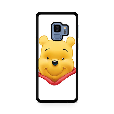 Winnie Pooh Makes Smile Samsung Galaxy S9 Case