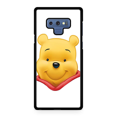 Winnie Pooh Makes Smile Samsung Galaxy Note 9 Case