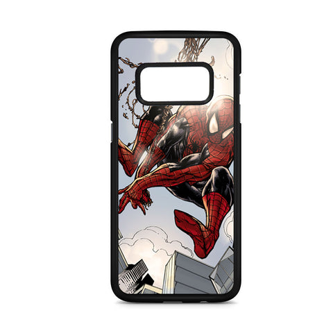 Spiderman Swing Samsung Galaxy S8 Case