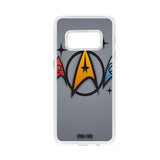 Star Trek Grey Logo Samsung Galaxy S8 Case