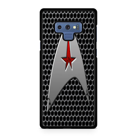 Star Trek Metallic Samsung Galaxy Note 9 Case