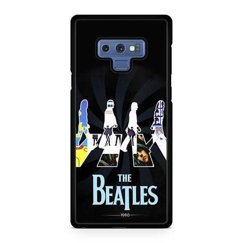 The Beatles Abbey Road Album Covers 1960 Samsung Galaxy Note 9 Case