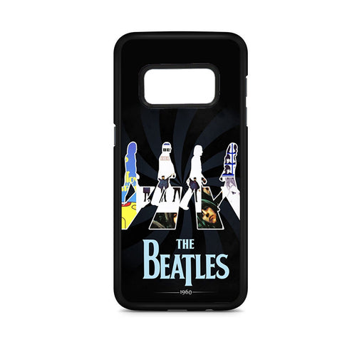 The Beatles Abbey Road Album Covers 1960 Samsung Galaxy S8 Case