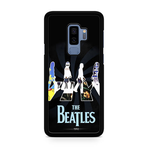 The Beatles Abbey Road Album Covers 1960 Samsung Galaxy S9 Plus Case