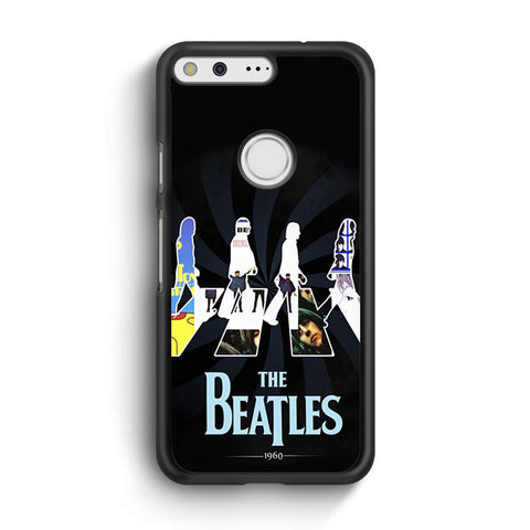 The Beatles Abbey Road Album Covers 1960 Google Pixel XL Case