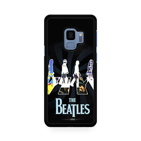 The Beatles Abbey Road Album Covers 1960 Samsung Galaxy S9 Case