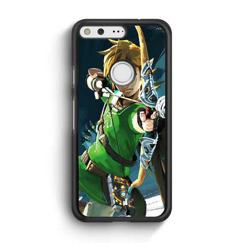 The Legend of Zelda Breath of the Wild Google Pixel XL Case