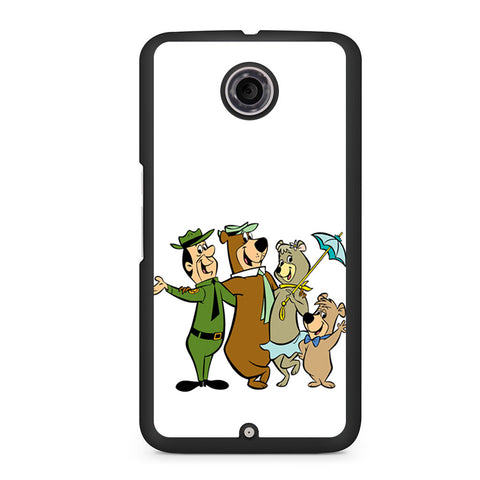 Yogi Bear And Boo Boo Nexus 6 Case