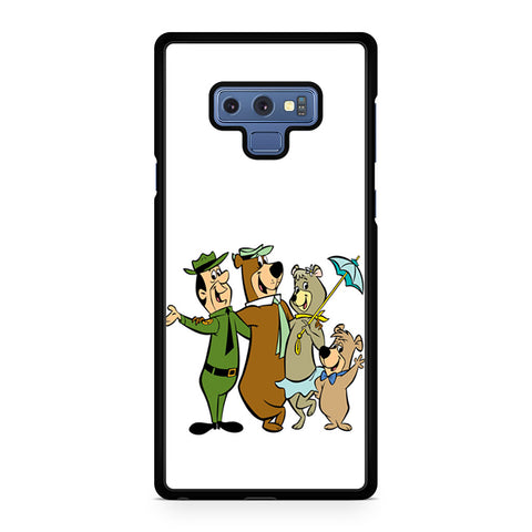 Yogi Bear And Boo Boo Samsung Galaxy Note 9 Case