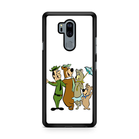 Yogi Bear And Boo Boo LG G7 Thinq Case