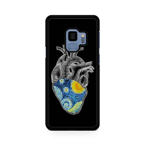 We Heart It Starry Night Samsung Galaxy S9 Case